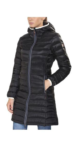 Tenson Cathrine Coat Women Black